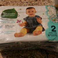 Seventh Generation Free & Clear Newborn Baby Diapers uploaded by Bethany L.