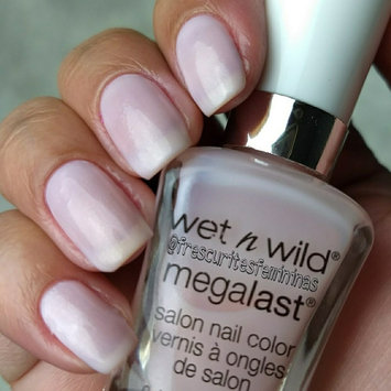 Photo of Wet N Wild Megalast Nail Color uploaded by Jade T.