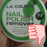 L.A. Colors Nail Polish Remover Pads uploaded by Denise T.