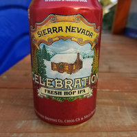 Sierra Nevada Celebration® IPA uploaded by Brittany A.