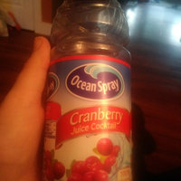 Ocean Spray Cranberry Juice Cocktail Original 100% Vitamin C uploaded by Brittany T.