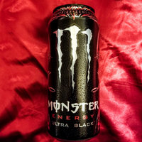 Monster Energy Ultra Black uploaded by Amanda R.