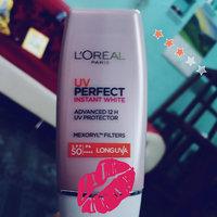 L'Oréal Paris UV Perfect Facial Sunscreen Cream Instant White Spf 50+/ Pa++++ uploaded by Huyen P.