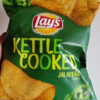 LAY'S® Kettle Cooked Jalapeño Flavored Potato Chips uploaded by Dione P.