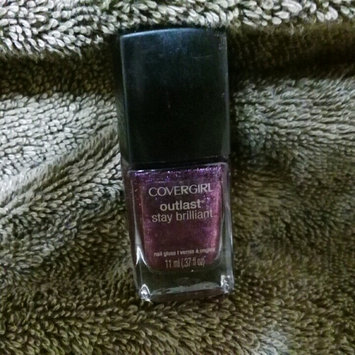 Photo of COVERGIRL Outlast Stay Brilliant Nail Gloss uploaded by Karla R.