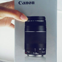 Canon EF 75-300mm f/4-5.6 III Telephoto Zoom Lens for Canon SLR uploaded by Moani A.