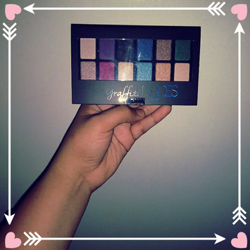 Photo of Maybelline® New York The Graffiti Nudes Eyeshadow Palette uploaded by Hellen G.