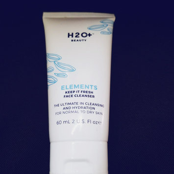 Photo of H20 Plus H2O Plus Elements Keep it Fresh Face Cleanser for Normal to Oily Skin, 4 oz uploaded by Chintil G.