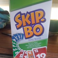 Mattel SKIP BO Card Game uploaded by Claudette F.