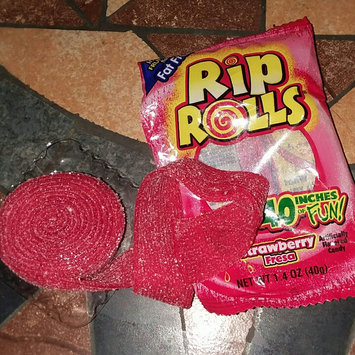 Photo of Foreign Candy Strawberry Rip Rolls, 1.4 oz., 24 Pouches/Order uploaded by Shalayna G.