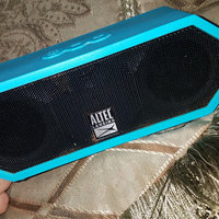 Altec Lansing Jacket Bluetooth Wireless Stereo Speaker - Red/Black uploaded by Koraima P.