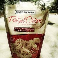 Pretzel Crisps® White Chocolate & Peppermint uploaded by Seerra P.