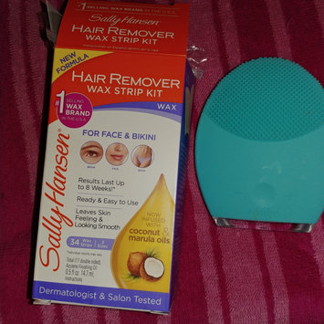 Photo of Sally Hansen® Hair Remover Wax Strip Kit for Face uploaded by Elizabeth C.