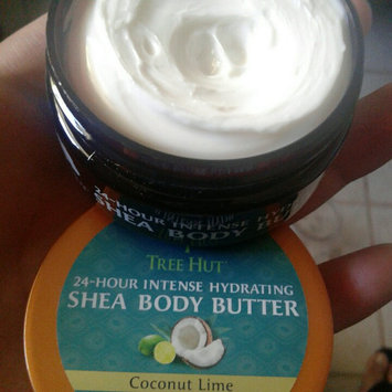 Photo of Tree Hut Coconut Lime Shea Body Butter uploaded by Jacqueline L.