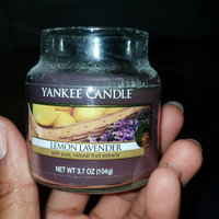 Yankee Candle Small lemon lavender housewarmer candle uploaded by Leigh R.