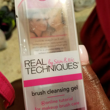 Photo of Real Techniques Gel Brush Cleanser uploaded by Jam J.