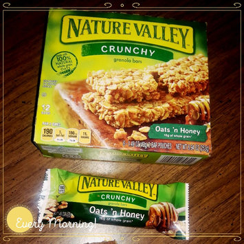 Photo of Nature Valley™ Oats 'n Honey Crunchy Granola Bars uploaded by Jeannine L.