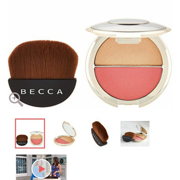 Photo uploaded to BECCA Cosmetics Jaclyn Hill Skin Perfector And Mineral Blush Duo by Nicole A.