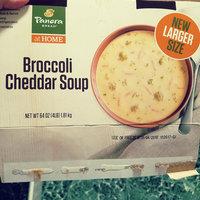 Panera Bread Broccoli Cheddar Soup 32 oz uploaded by Indira H.