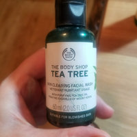 The Body Shop Travel Size Tea Tree Skin Clearing Facial Wash uploaded by Misty D.