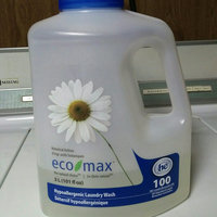 Ecomax Eco-Max Laundry Wash, Hypoallergenic, 50 loads uploaded by Darlene F.