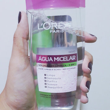 Photo of L'Oréal Paris Micellar Cleansing Water Complete Cleanser - Normal To Dry Skin uploaded by Vanessa G.