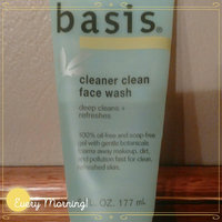 Basis® Cleaner Clean Face Wash 6 fl. oz. Tube uploaded by Makenzie F.