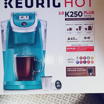 Photo of Keurig K250 2.0 Compact Brewer uploaded by 😻April L.