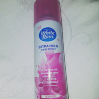White Rain® Scented Extra Hold Hair Spray uploaded by Nashia R.