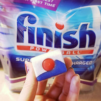Finish Quantum Dishwasher Detergent - 25 CT uploaded by Amber M.