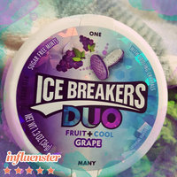 Ice Breakers® Duo Grape Mints 1.3 oz. Tin uploaded by Roxanna O.