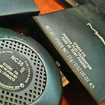 Photo of MAC Studio Finish SPF 35 Concealer - NC40 uploaded by Cindy O.
