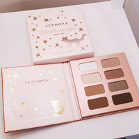 Sephora Collection Winter Magic Eyeshadow Palette uploaded by Amber M.
