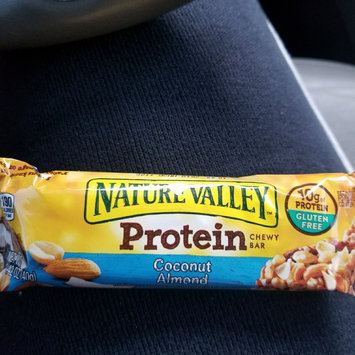 Photo of Nature Valley™ Protein Bar Peanut Butter Dark Chocolate uploaded by chanel k.