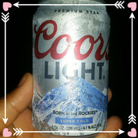Coors Light uploaded by Milysen R.