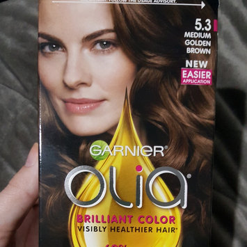 Photo of Garnier® Olia® Oil Powered Permanent Hair Color uploaded by Marie W.