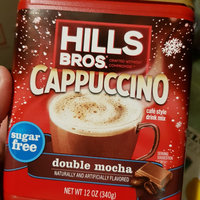 Hills Bros. Cappuccino, Sugar-Free Double Mocha uploaded by Will A.