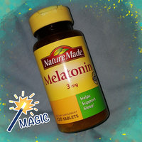 Nature Made Melatonin 3 mg uploaded by Britne E.