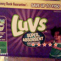 Stretch Luvs Super Absorbant Leakguards Diapers Size 6 72 Count  uploaded by Nancy A.