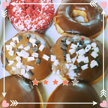 Photo of Krispy Kreme 6 Count Chocolate Iced Creme Filled Doughnuts Pack of 2 uploaded by aysha s.