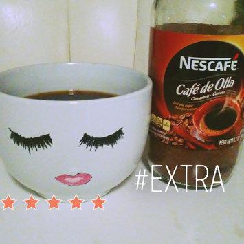 Photo of NESCAFE CAFE DE OLLA Instant Coffee Beverage 3.25 oz. uploaded by Nancy A.