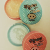 Holika Holika - Pig-Nose Clear Black Head Cleansing Sugar Scrub 30ml uploaded by Lena H.