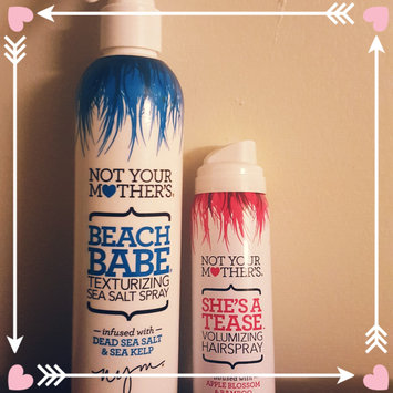 Photo of Not Your Mother's® Beach Babe® Texturizing Sea Salt Spray uploaded by Shana C.
