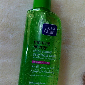 Photo of Clean & Clear - Morning Energy Skin Energising Daily Facial Wash 150ml uploaded by Marwa M.