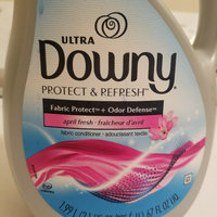 Ultra Downy® Protect & Refresh™ April Fresh Fabric Conditioner 67 fl. oz. Plastic Jug uploaded by Semaria S.