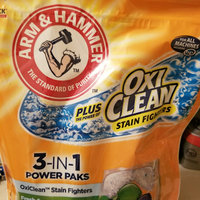 ARM & HAMMER™ plus OxiClean™ 3-IN-1 Power Paks uploaded by Semaria S.