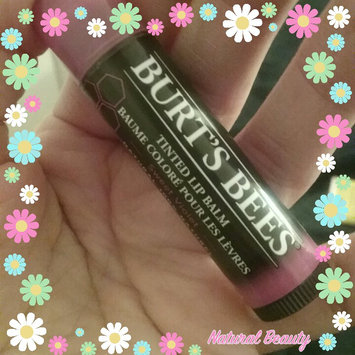 Photo of Burt's Bees Tinted Lip Balm uploaded by Denise T.