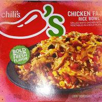 Chili's® Chicken Fajita Rice Bowl 10 oz. Box uploaded by Citlalli t.
