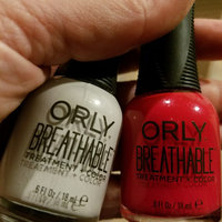 Orly Breathable Treatment + Color Nail Polish uploaded by Brenda C.