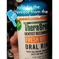 TheraBreath Fresh Breath Oral Rinse, Invigorating Icy Mint, 16 oz uploaded by Daria Q.